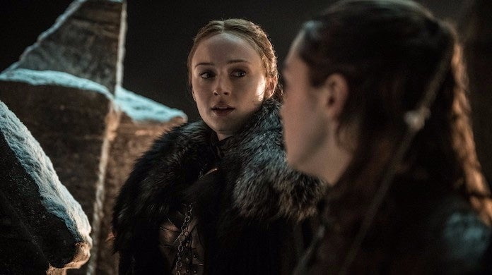 game-of-thrones-season-8-episode-3-hbo-helen-sloan-sansa-arya