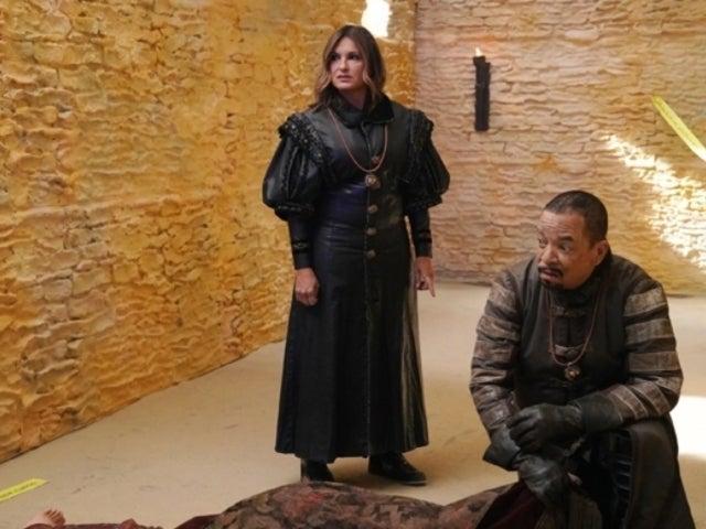 'SNL': 'Game of Thrones' Parody Spinoff Reimagines 'SVU' With Mariska Hargitay, Ice-T