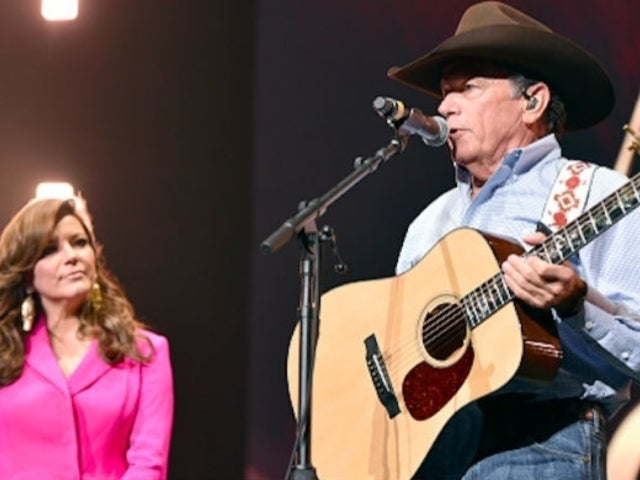 George Strait Teams up With Martina McBride for Stunning Duet at Loretta Lynn Birthday Tribute Concert