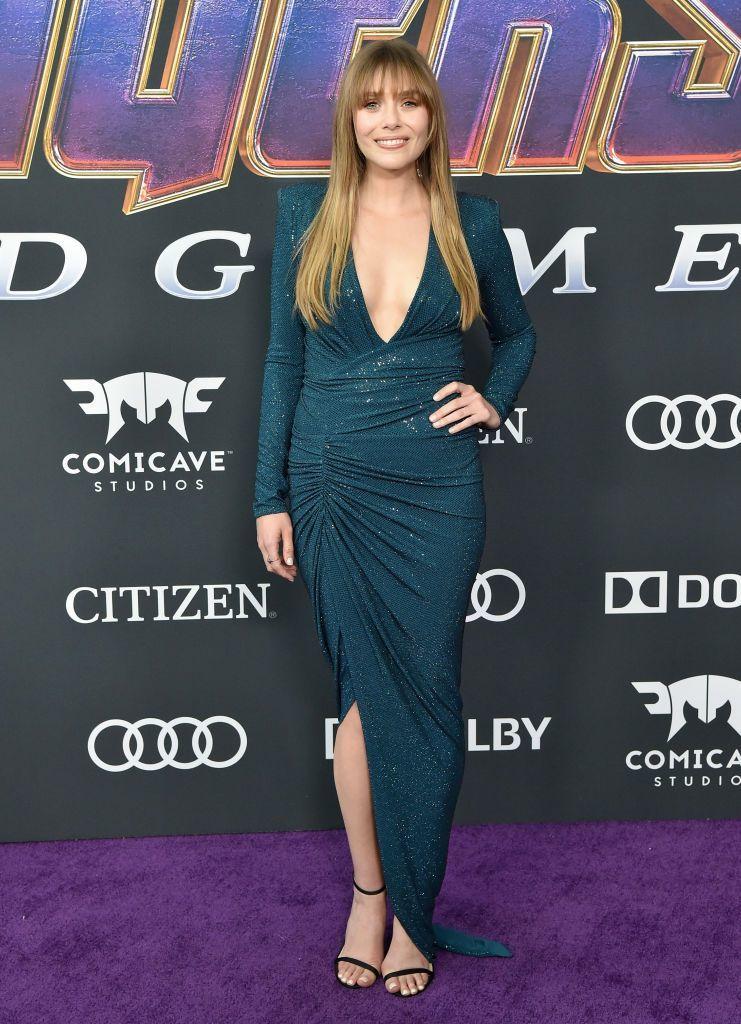 From Scarlett Johansson To Brie Larson See Every Avengers Endgame Red Carpet Dress