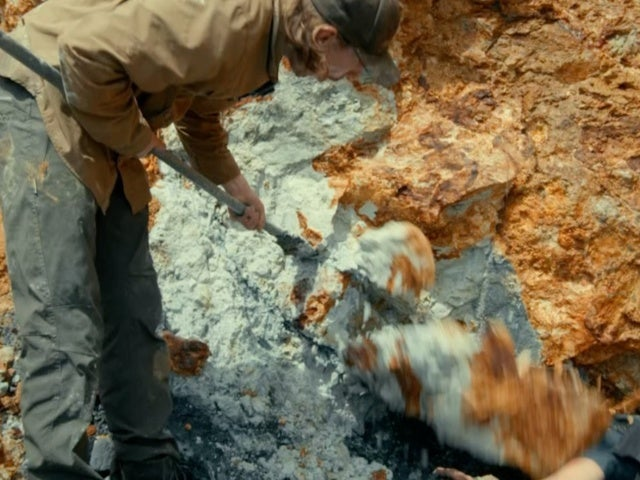 'Gold Rush: Parker's Trail': Dangerous Rock Falls Worry Team in Exclusive Clip