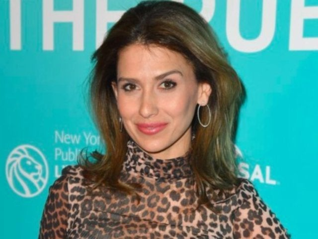 Alec Baldwin's Wife Hilaria Baldwin Shows off Growing Baby Bump While Posing in Lingerie