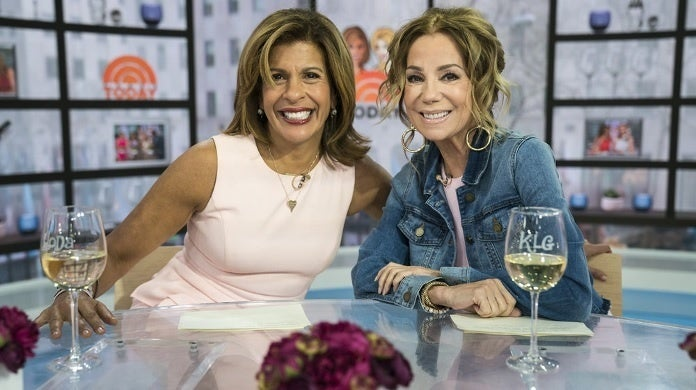 hoda kotb kathie lee gifford today show april 3 nbc