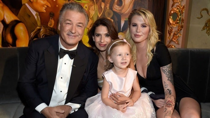 Hilaria Baldwin Has Message for Critics Talking About Being a Stepmom to Alec's Daughter Ireland