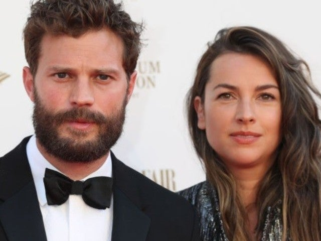 '50 Shades of Grey' Star Jamie Dornan's Wife Hints That She Has Given Birth to Third Daughter