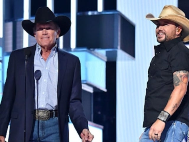 ACM Awards: Jason Aldean Grateful to Have George Strait 'Pass the Torch' for Artist of the Decade