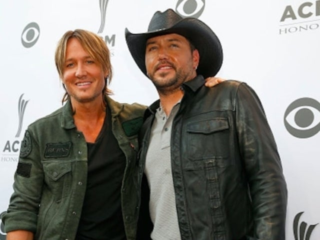 Jason Aldean Calls It a 'Great Run' After Keith Urban Claims Entertainer of the Year Title at ACM Awards