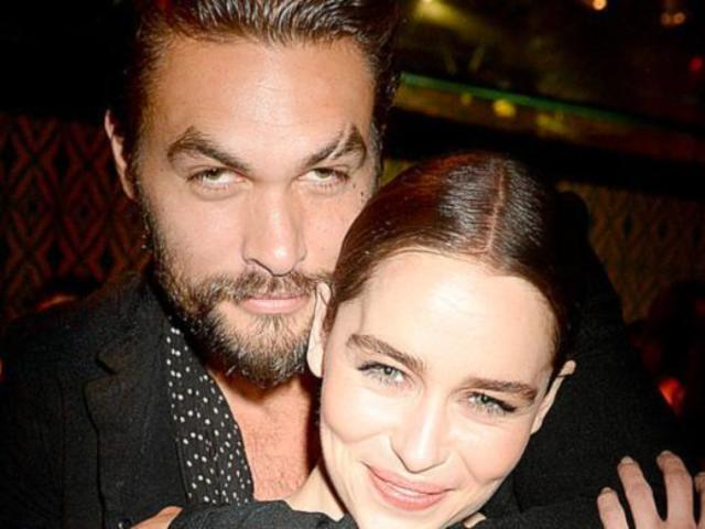 'Game of Thrones' Star Jason Momoa Details Reaction to Emilia Clarke's Aneurysms: 'We Almost Lost Her'