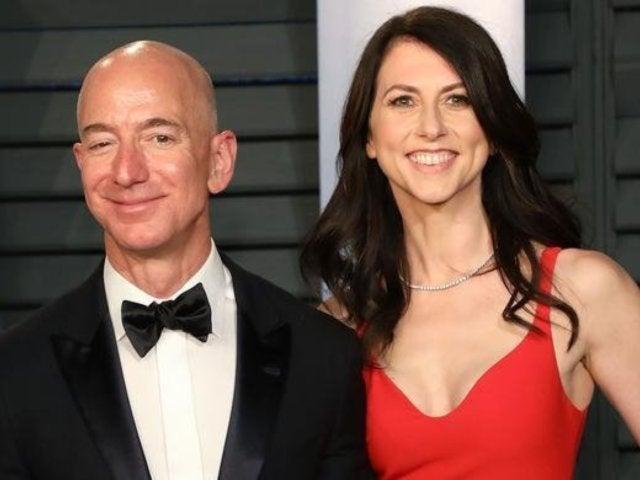 Jeff Bezos Finalizes Divorce, Holds Onto 75 Percent of Amazon Shares