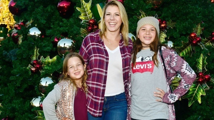 jodie sweetin family getty images