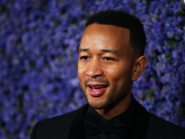 John Legend Gets Swim Lesson From 'Celebrity Big Brother' Star Ryan Lochte