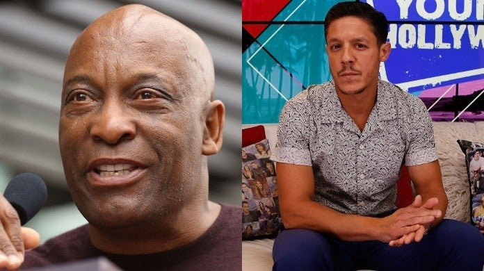 john singleton theo rossi getty images