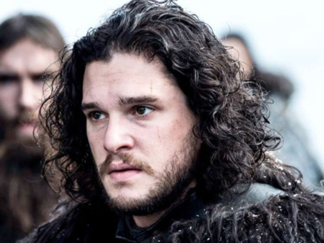 'Game of Thrones' Star Kit Harington Addresses Spoilers With Winks and Blinks