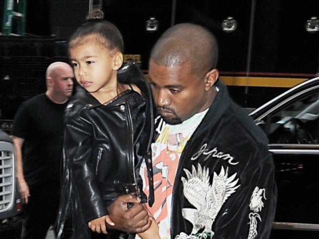 North West Steals the Spotlight From Kanye West With Sunday Service Performance