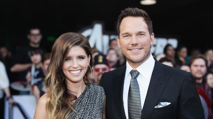katherine-schwarzenegger-chris-pratt-getty