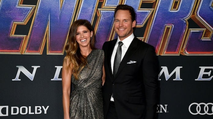 katherine-schwarzenegger-chris-pratt-getty-Jeff Kravitz : Contributor