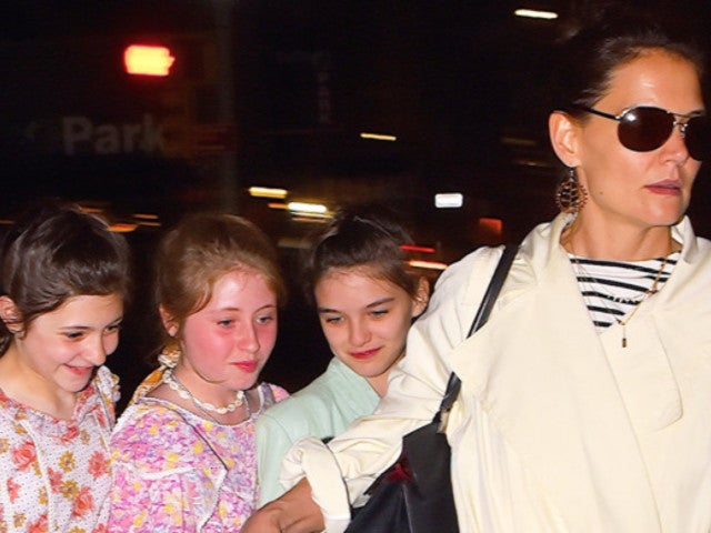 Why Suri Cruise's 13th Birthday Party Photos Prove She's One of Hollywood's Most Iconic Teenagers