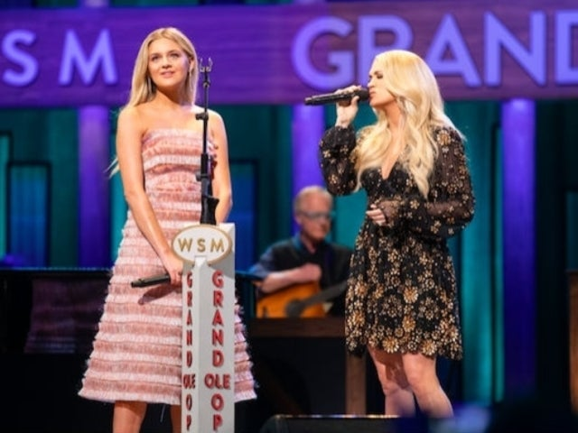 Watch Carrie Underwood and Kelsea Ballerini Perform 'Walkaway Joe' at the Grand Ole Opry