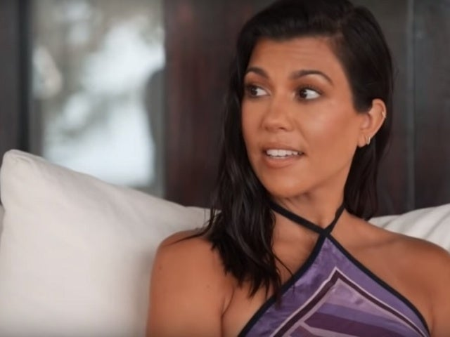Kourtney Kardashian Reveals Why She's Filming for 'KUWTK' After Announcing Step Back From Show