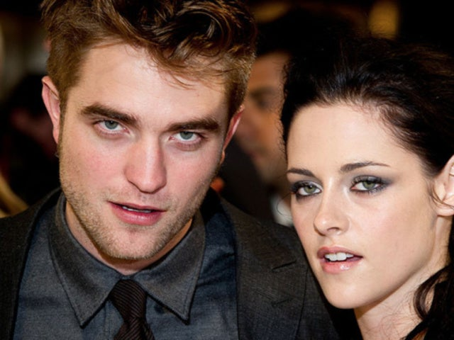 Kristen Stewart Spotted in Robert Pattinson's Shirt and Fans Are Sounding the Alarm