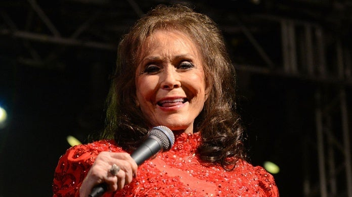 Loretta Lynn Getty Scott Dudelson