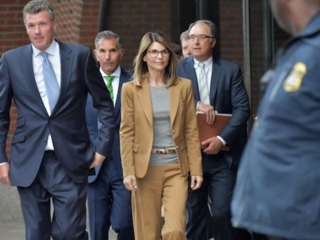 Lori Loughlin Reportedly Relied on 'Actress Side' to Survive Nerve-Wracking Court Appearance