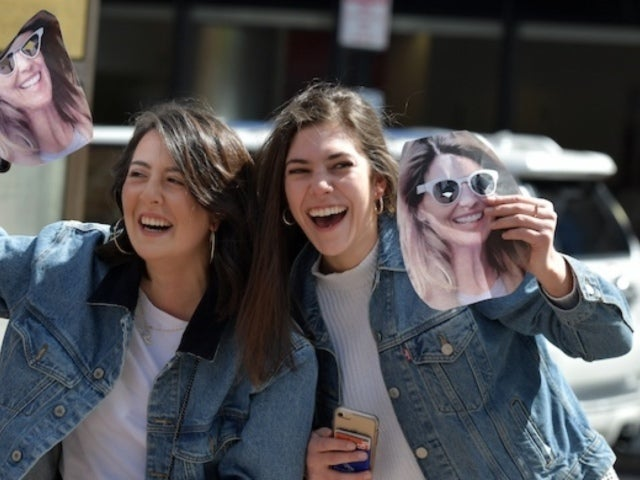 Lori Loughlin: 'Full House' Fans Wore Aunt Becky Masks Outside Bribery Hearing