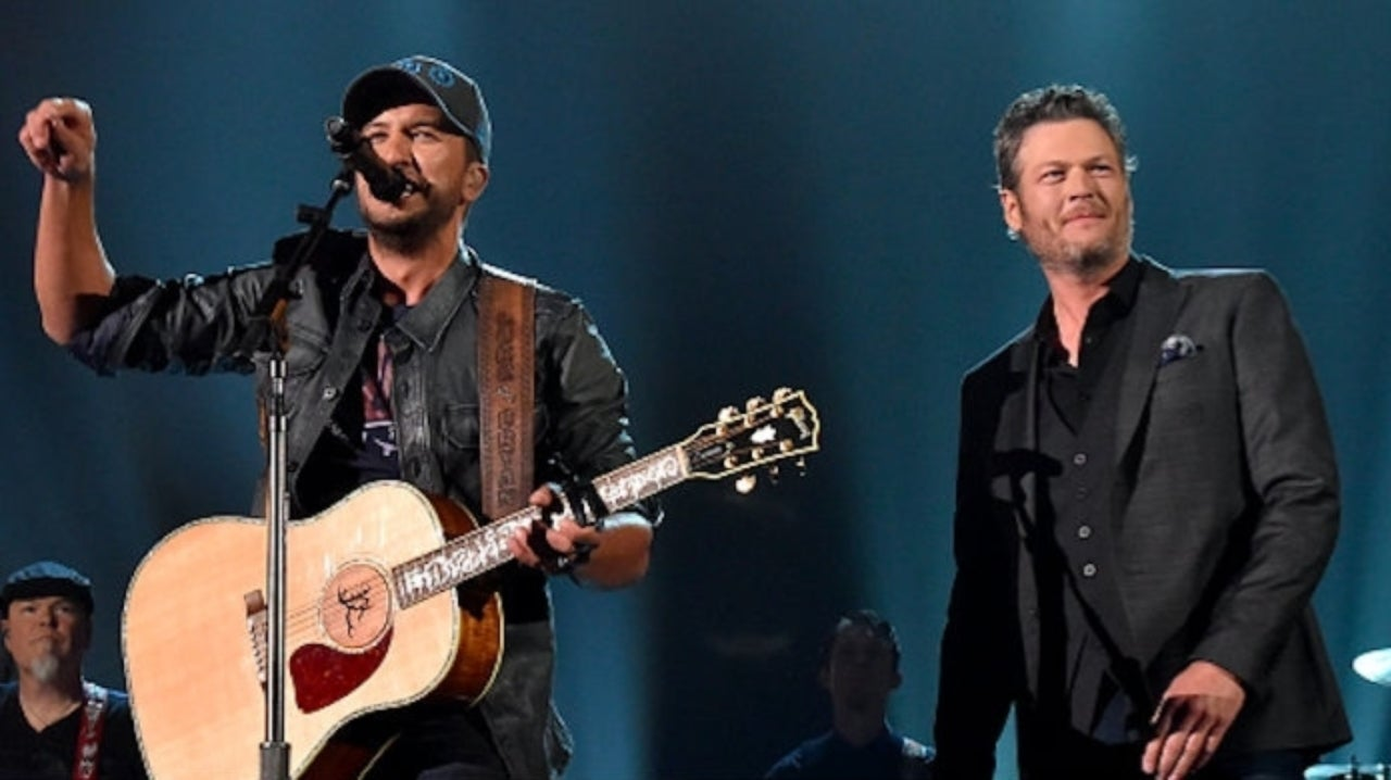 Blake Shelton Announces Luke Bryan Will Perform at His New Venue