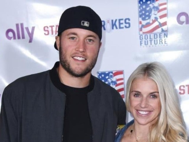 Detroit Lions Quarterback Matthew Stafford's Wife Kelly Stafford Diagnosed With Brain Tumor