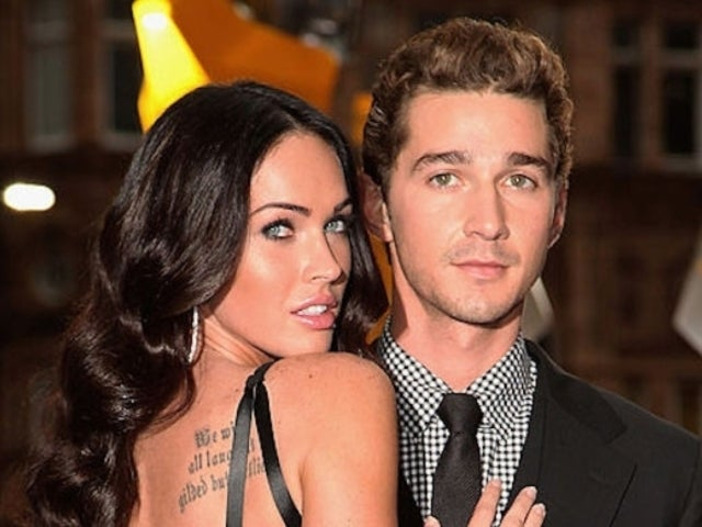 Megan Fox Posts Shia LaBeouf Throwback Photo, Cementing Past Romance: 'Once Upon a Time'