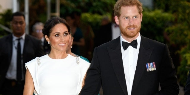 meghan markle prince harry Pool_Samir Hussein