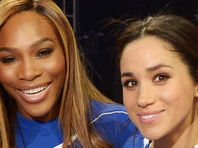Serena Williams Accidentally Hints at Gender of Prince Harry and Meghan Markle's Baby