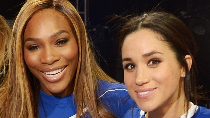 meghan-markle-serena-williams_getty-Michael Loccisano : Staff