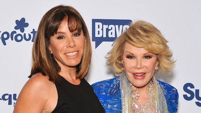 melissa-rivers-joan-rivers_getty-D Dipasupil : Contributor