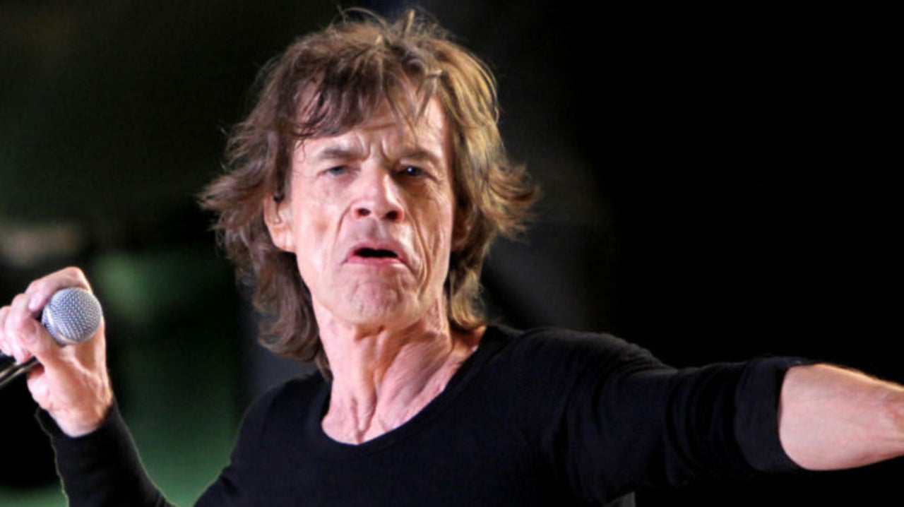 Rolling Stones Frontman Mick Jagger Spotted for First Time