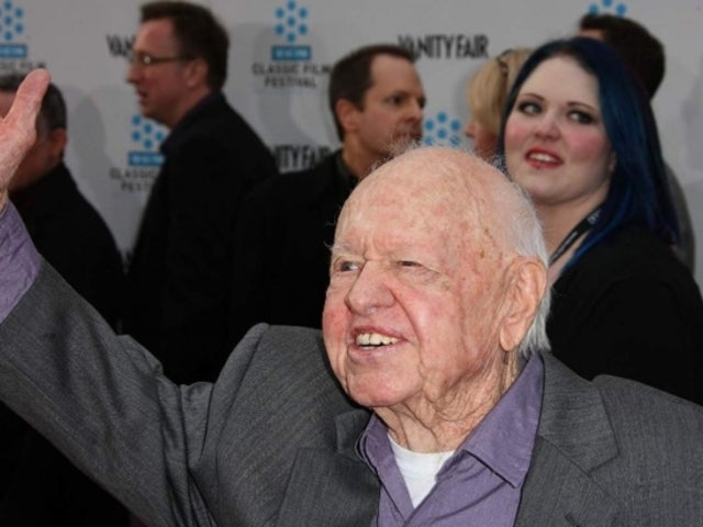 Mickey Rooney: New Disturbing Casting Couch Details Surface