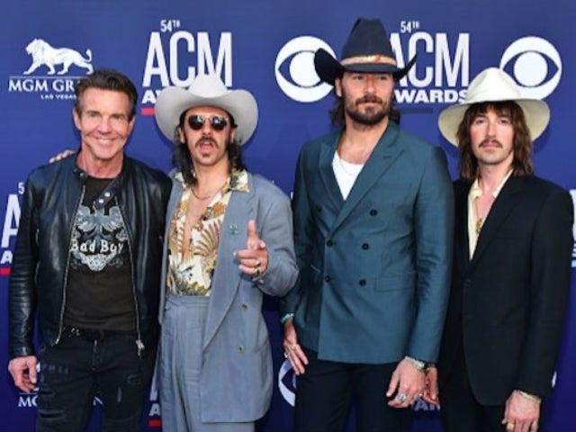 Midland Reveals the One Problem They Had With Dennis Quaid Filming 'Mr. Lonely' Video