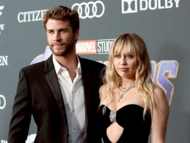 Miley Cyrus Fans Are Loving Her 'Freakishly Obsessed' Photo of Husband Liam Hemsworth