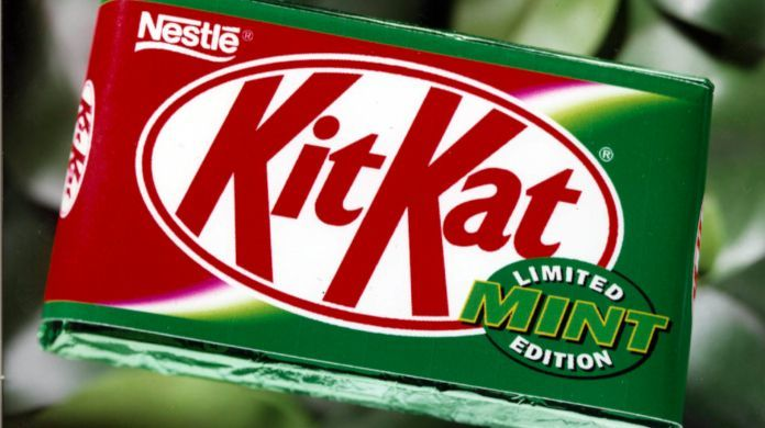 Mint Kit-Kat Bars Might Be Coming to Stores Soon