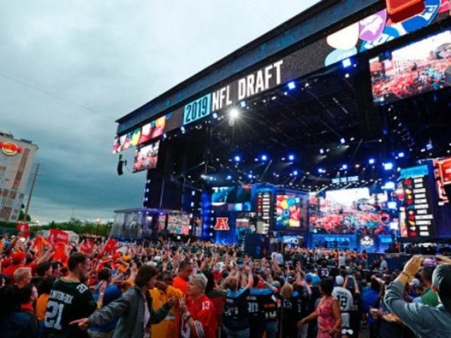 NFL Draft Attendance Numbers Revealed for Nashville After First Night, and They Are 'Insane'