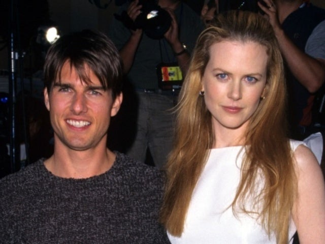 Nicole Kidman Gives Rare Insight Into Her Kids with Tom Cruise