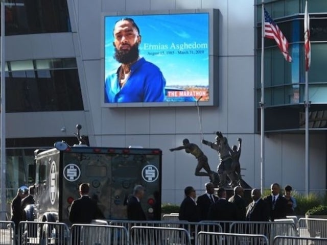 Nipsey Hussle Memorial Delayed Due to Ticketing Issue