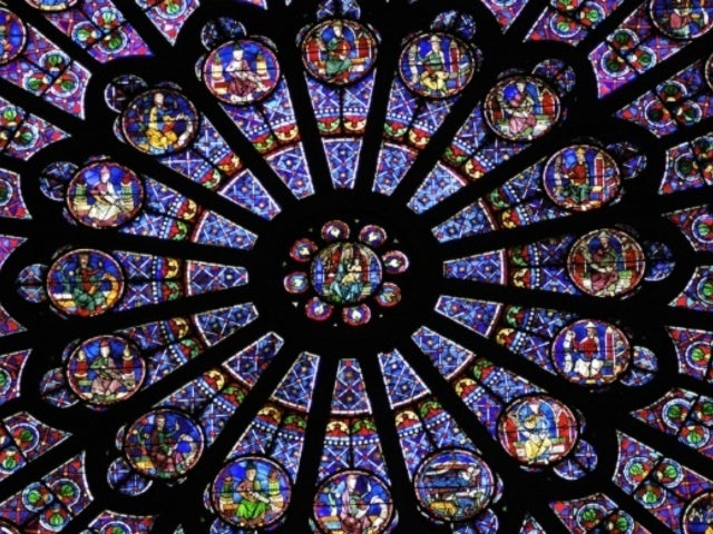 Notre Dame Cathedral Fire: All Three Rose Windows Survived