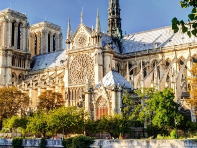 Notre Dame Cathedral Fire: See a Full 360 Degree Tour Prior to It Burning Down