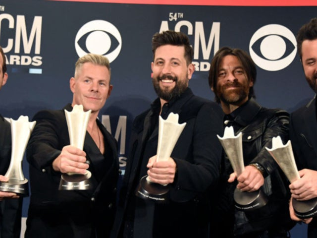 ACM Awards: Old Dominion Reflects on 'Really Good' Group of the Year Win