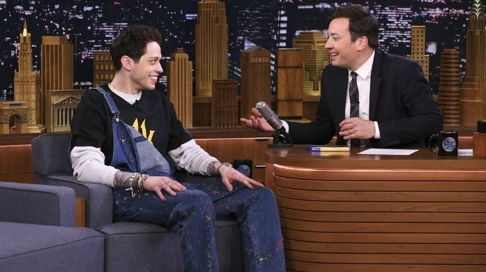 pete davidson jimmy fallon nbc