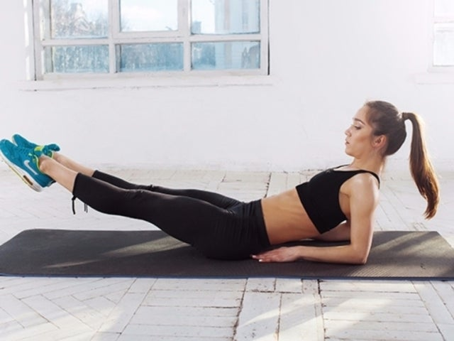 Hottie Pilates Workout
