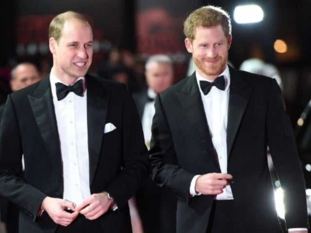 Prince Harry and Prince William Reportedly Didn't Speak at Easter Sunday Service