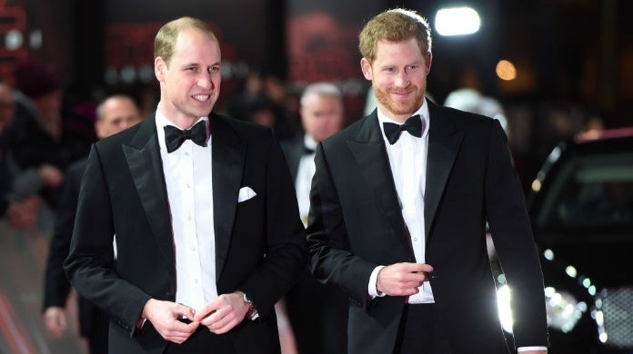 prince william prince harry WPA pool