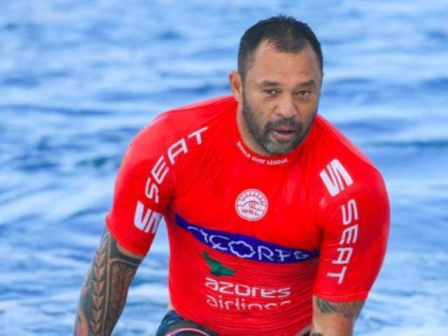 Sunny Garcia, Surfing Pro, Hospitalized and in Critical Condition